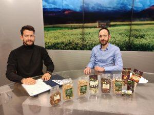O Αγρός της Πίνδου στην εκπομπή Δυτικά της Εδέμ του flashtv.gr