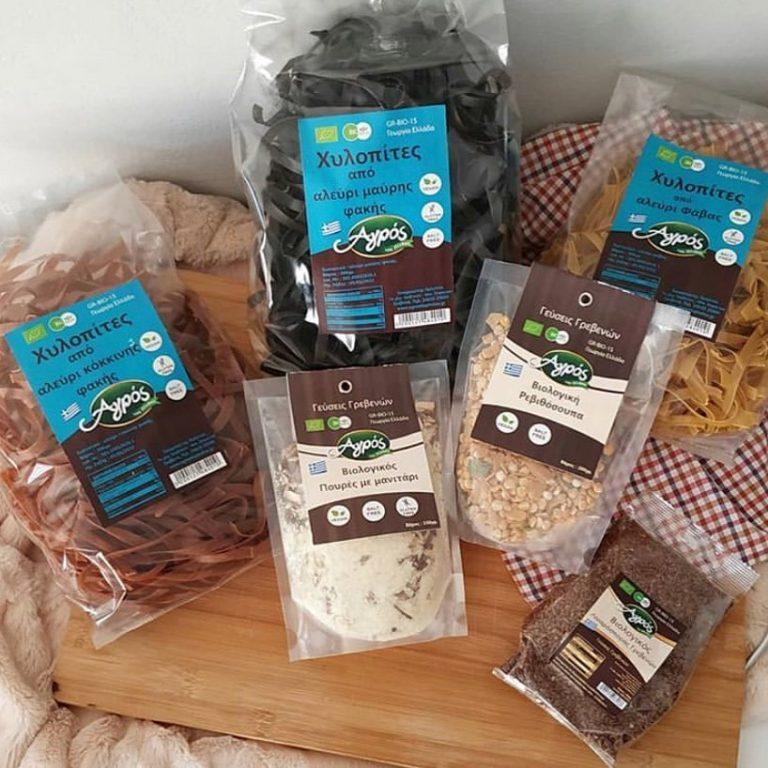 Βιολογικά Ελληνικά προϊόντα