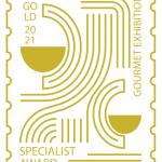Gold award 2021 Gourmet Exhibition