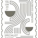Platinum award 2021 Gourmet Exhibition