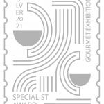 Silver award 2021 Gourmet Exhibition